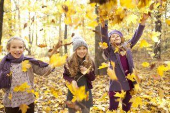 autumn kids