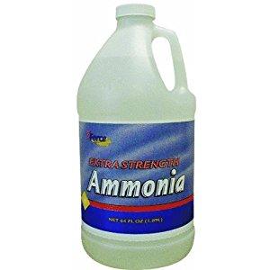 ammonia wool carpet cleaning