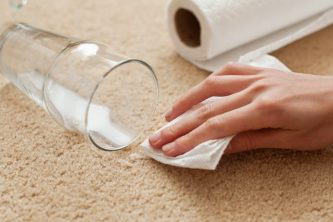Remove Milk From Your Carpet