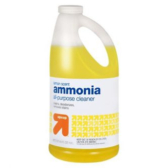 ammonia carpet cleaning solution
