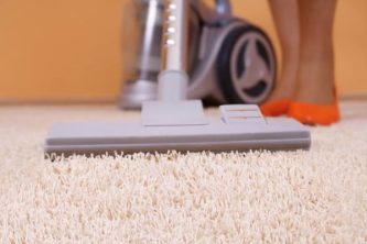 vaccuum clean your carpet